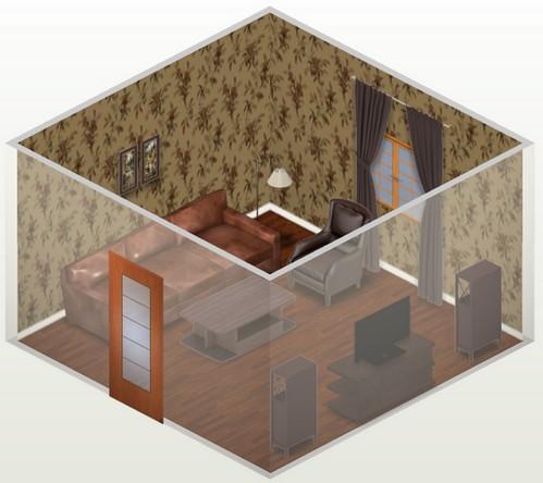 как сделать комнату светлее?