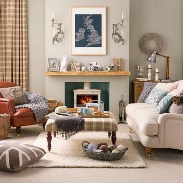 кожаное кресло к тканевому дивану