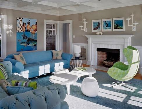 какое кресло подойдет к дивану