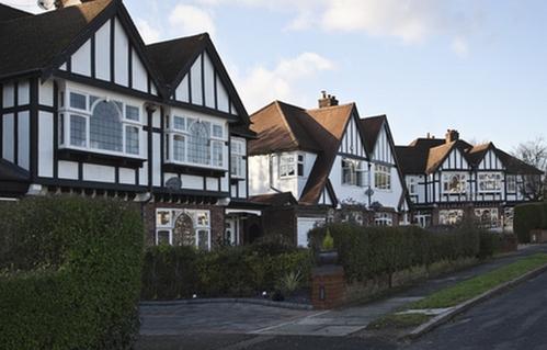 английские дома в стиле тюдоров