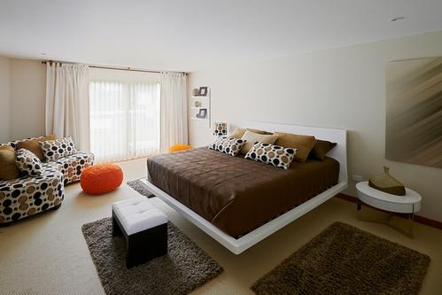 коврики в спальне