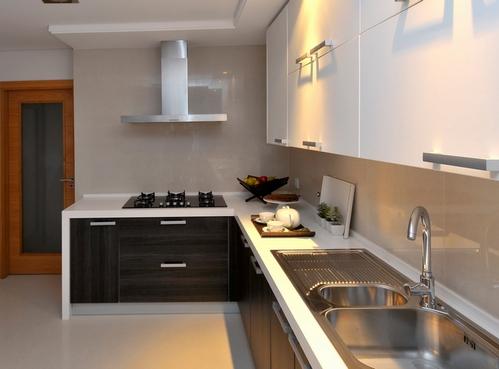угловая кухня: варианты дизайна