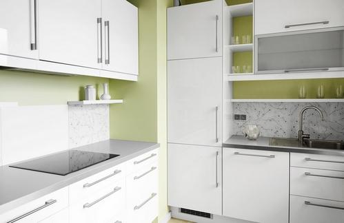 вентиляционный выступ на кухне