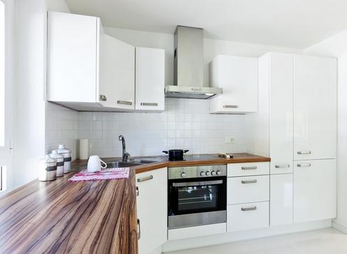 дизайн угла в угловой кухне