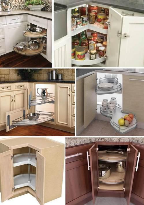 дизайн угловой секции на кухне