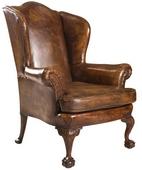 классическое кресло в английском стиле