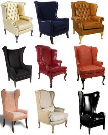 Кресло  стиле