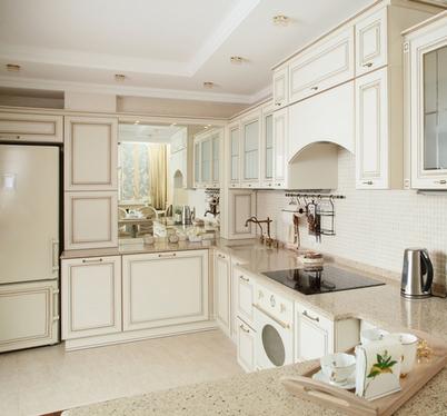 цвет холодильника под цвет фасадов