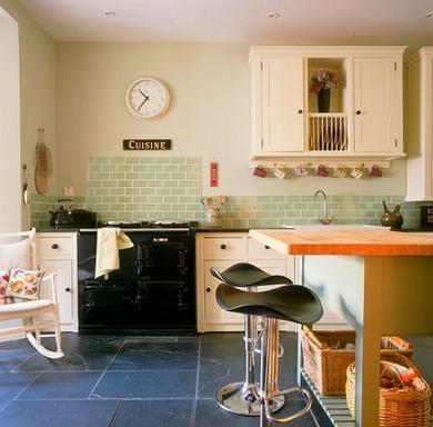 плитка кабанчик: кухонный фартук