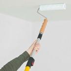 причины разводов на потолке после покраски