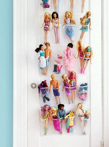 Хранение игрушек: идеи для детской комнаты, Домфронт