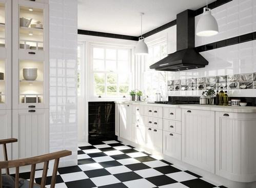 буфет на кухне вместо верхних шкафов