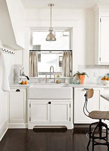 штора кафе для кухни