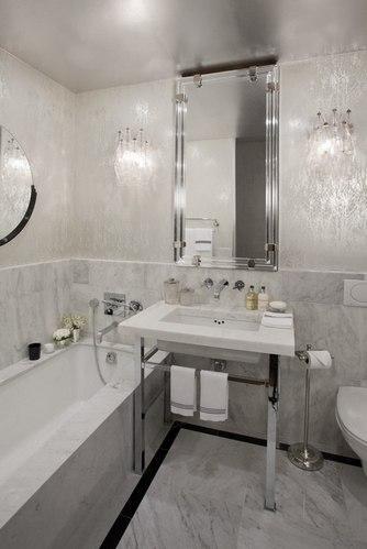 ванная арт-деко