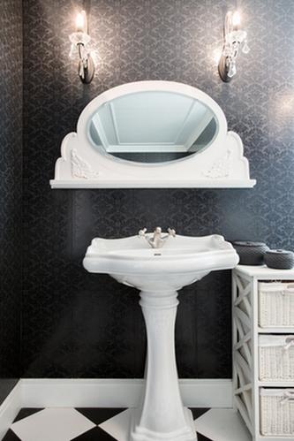 ар-деко в ванной