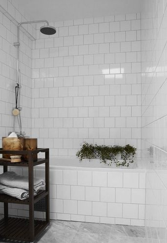 Заделка швов плитки в ванной комнате