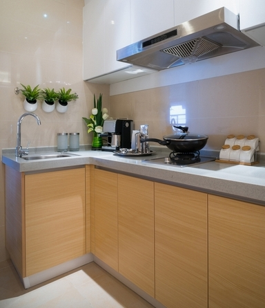 обустройство маленькой кухни
