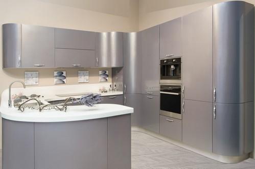 кухонные фасады эмаль