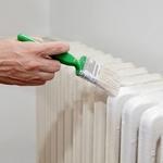 Чем и как покрасить чугунный радиатор