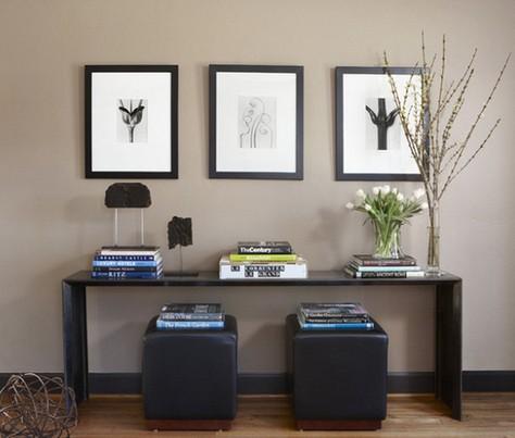 плинтус в цвет мебели
