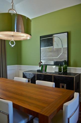 как сочетать разную мебель в интерьере