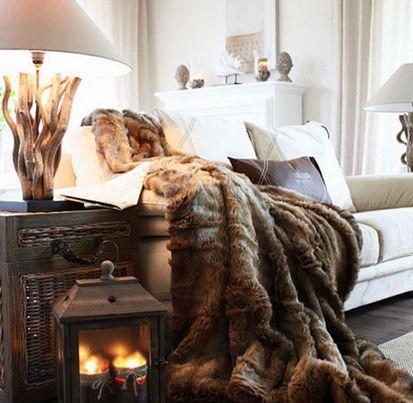 зимний декор для дома