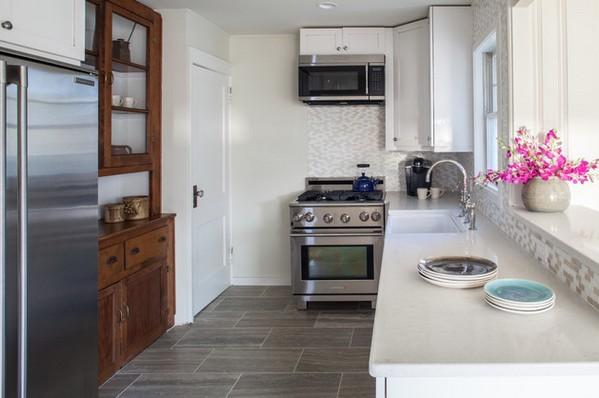 Дизайн кухонного буфета