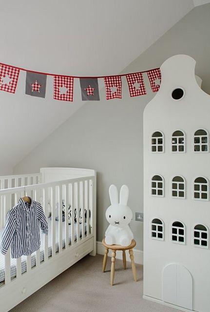 дизайн детской в скандинавском стиле