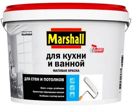 краска для потолка в ванной