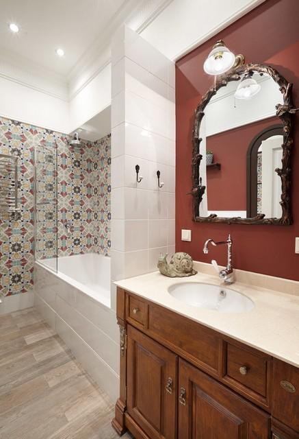 фриз в ванной