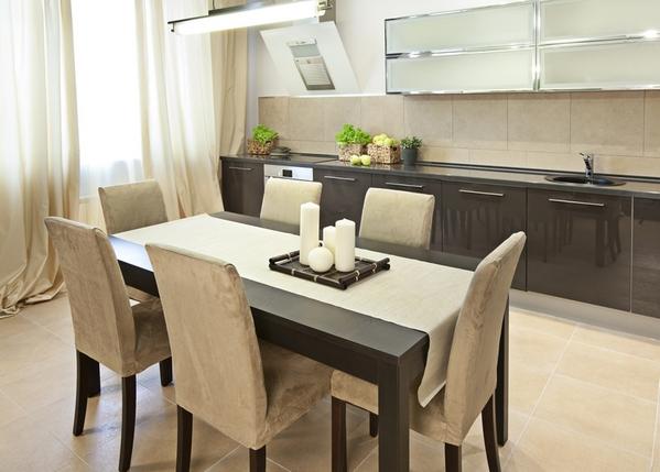 повседневное оформление стола