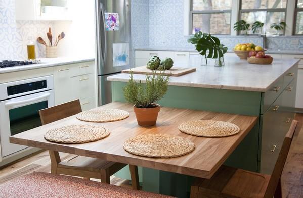 как оформить обеденный стол на каждый день