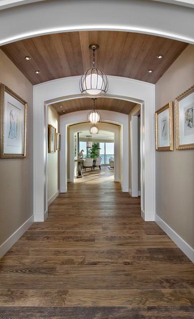 арки в коридоре