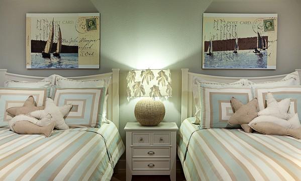 морская спальня