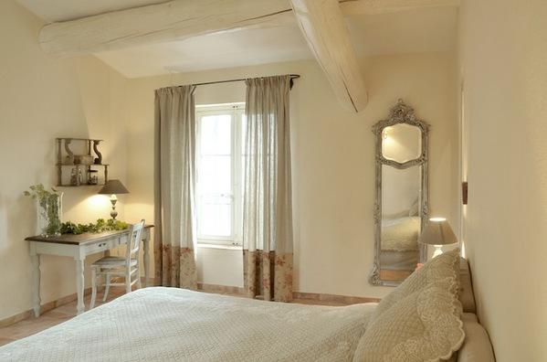 французская спальня прованс