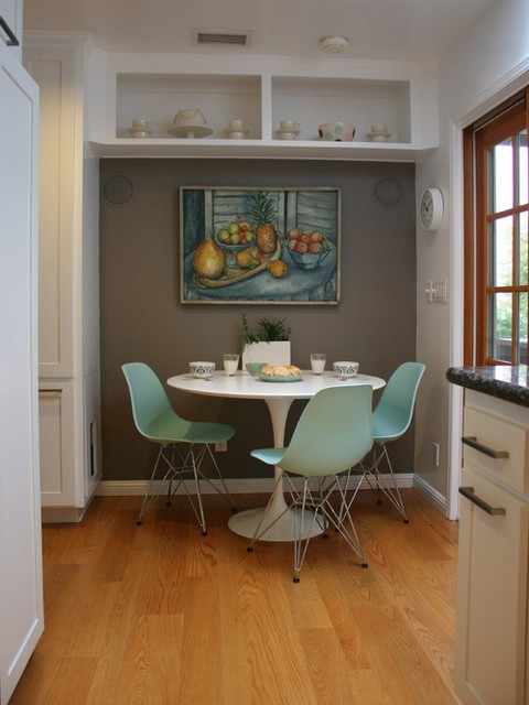 стулья имз на кухне