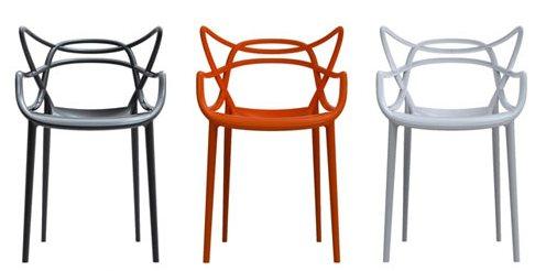 пластиковые стулья Masters
