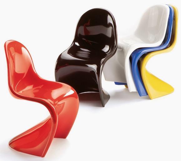 пластиковые стулья Пантон