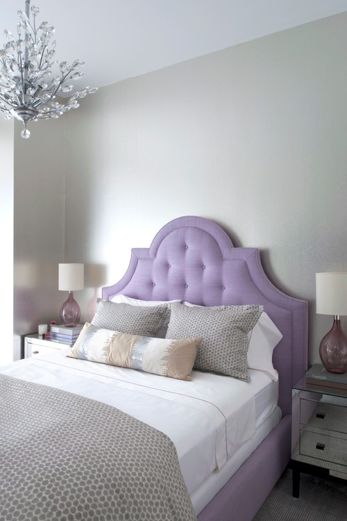 цвет изголовья кровати