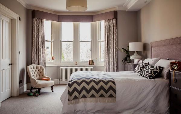 как подобрать цвет изголовья кровати
