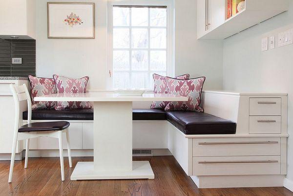 диванчик для кухни