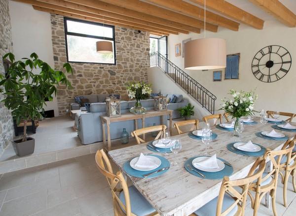 стили интерьера для дачи и загородного дома