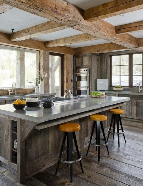 стили для загородного дома и дачи