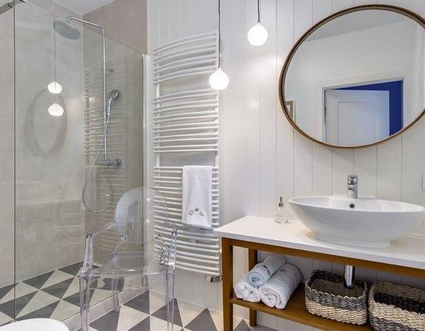 экономный ремонт ванной