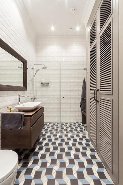 бюджетный ремонт ванной