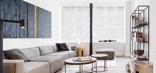 дизайн гостиной без телевизора