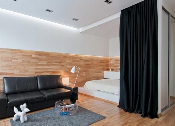 что между диваном и кроватью