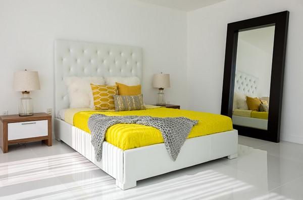 цвет покрывала для кровати