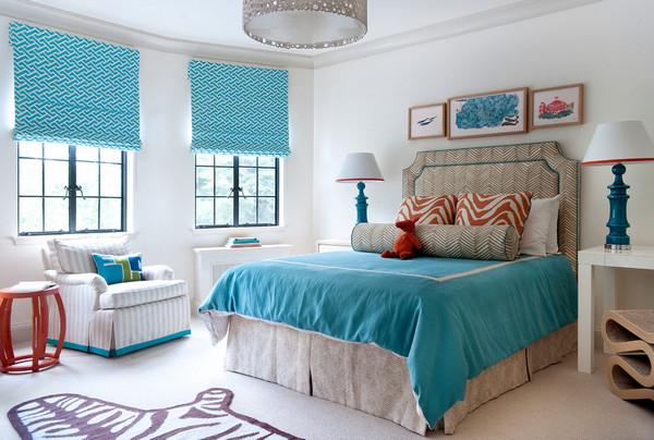 цвет покрывала кровати