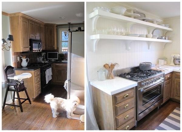 как преобразить кухню без ремонта и смены мебели